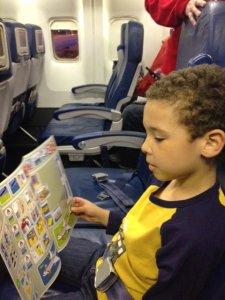 miles plane